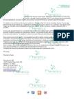 Phenetics Inc Advertising Prospectus 2015
