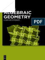 Algebraic Geometry - A Concise Dictionary (gnv64).pdf