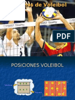 Sistemas de Voleibol.