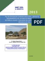Participación Ciudadana Huayo Mayazgo