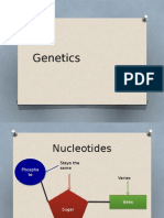 Genetics powerpoint for AQA Biology Unit 2