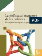 La política al encuentro de las políticas. El surgimiento de partidos programáticos IDEA.pdf