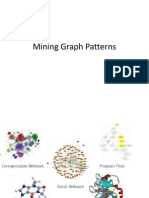 Mining Graph Patterns