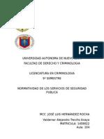 Normatividad. Valdemar a. Treviño Anaya
