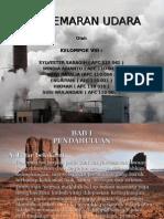 makalah powerpoint pencemaran udara