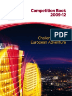 Europa League Graphic Guidelines 2009-12