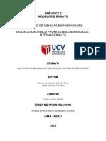 Presentacion Ensayo