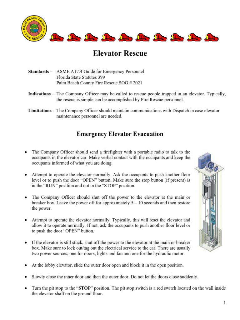 QS ElevatorRescue | Elevator | Door