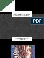 Espectro de La Esquizofrenia y Otros Trastornos Afectivos