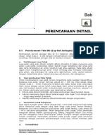 Splanning6 Perencanaan Detail.doc