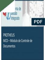 Protheus - Mcd