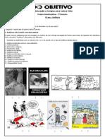 Projeto Interdisciplinar 9 Ano 2 Bimestre