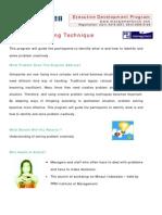 Creative Thinking Technique 2012