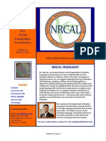 nrcal newsletter march