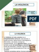 La Violencia y Agresion