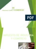 Industria y Comercio - Impuesto