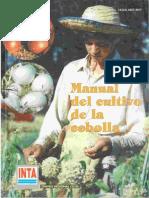 Manual del cultivo de la cebolla