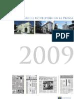 La Universidad de Montevideo en la prensa 2009