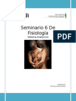 Seminario 6 de Fisiología