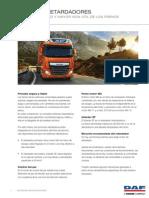 DAF Retarder Systems 64739 ES(2)