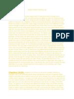 english project reading log