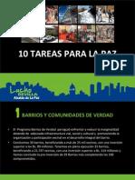 Resumen Del Programa de Gobierno Lucho Alcalde