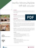 Alcantarilla Minimultiplate Circular MP-68.pdf