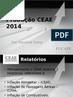 Produção CEAE 2014