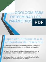 Parametrso PVT