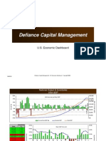 Defiance Capital Management - US Eco Dashboard 201001