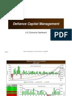 Defiance Capital Management - US Eco Dashboard 201001