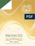 ProyectoAcademico2014-2018
