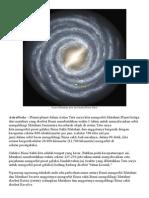 Berapa Lama Waktu Yang Diperlukan Matahari Mengorbit Pusat Bima Sakti_ - Berita Astronomi