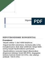Hipotiroidisme (lanjtn)