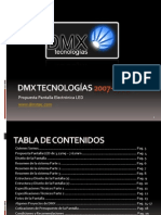 Pantalla Electronica Led Publicitaria p7.625
