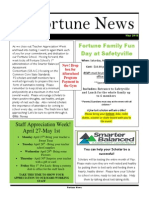 FS Newsletter - May 2015