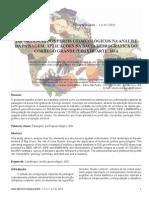IMPORTÂNCIA DOS PERFIS GEOECOLÓGICOS NA ANÁLISE DA PAISAGEM