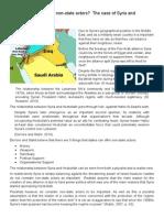 Syria Handouts