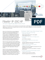 Ceragon FibeAir IP-20C HP ETSI Rev 1 0