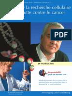 Dr Matthias RATH Avancée et Recherche sur le Cancer ...