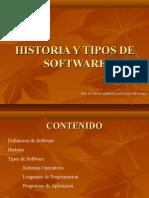 Historia y Tipos de Software