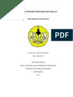 MAKALAH TERORISME INDONESIA