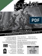 DragonAge-Duty Unto Death