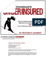 Graduated, Unemployed & Un(der)Insured (Preview)