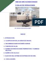 Diseño de Salas de Operaciones ERP