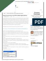Quitar La Protección a Los PDF de Adobe Digital Editions - Emilius Blog