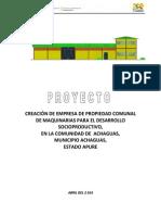 PROYECTO Teoria Empresa Maquinaria.pdf