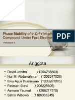 Group 5_Phase Stability of Sigma FeCr