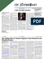 Liberty Newspost Feb-09-10 Edition