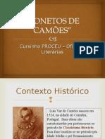 Sonetos de Camões - Proceu.ppt